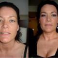 feestelijke make up