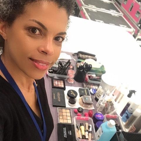 makeup voor videoproducties